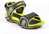 FastX Men Green Sandals