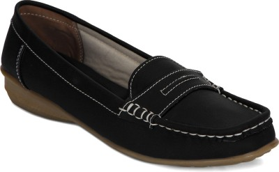 TORRINI Women Black Flats