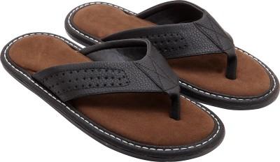 Belleza Men Black, Brown Sandals