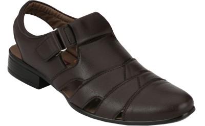 Magnolia Men Camel Sandals