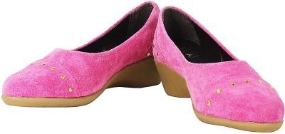 Zeta Pretty Pink Casual Shoes