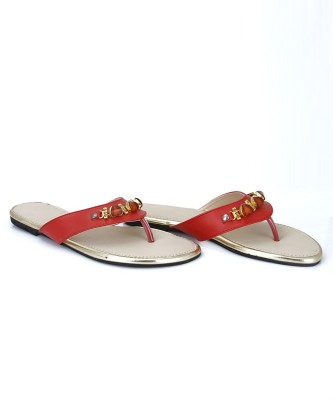 Stylemyway Women Red Flats