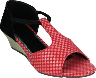 SMART TRADERS Girls Pink Sandals