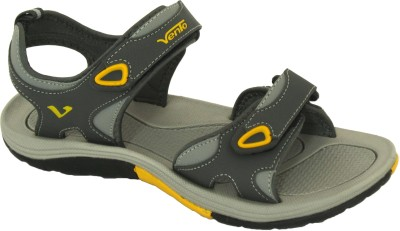 VENTO Men Yellow Sandals