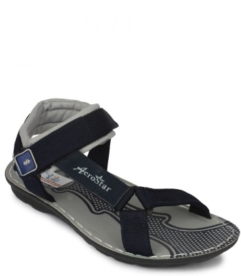 2B Collection Aerostar-01-Floater Men Blue Sandals