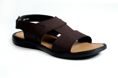 Dolphin Miles Men Brown Sandals