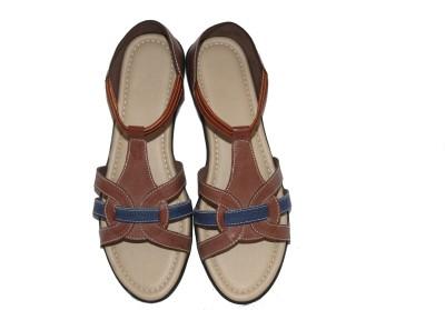 Mellofic Women Brown Flats