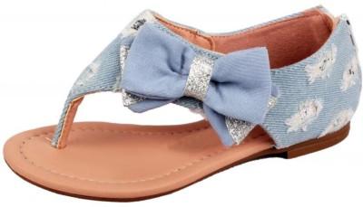 Moda Brasil Women Blue Flats