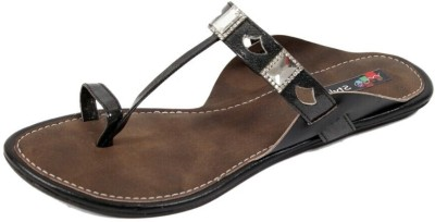 mee style Women Brown Flats