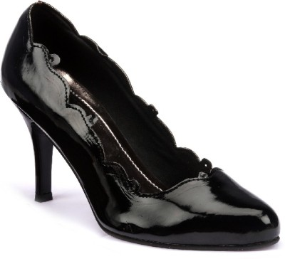 PAIO Women Black Heels