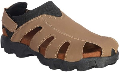 Royal cruzz Men Camel Sandals