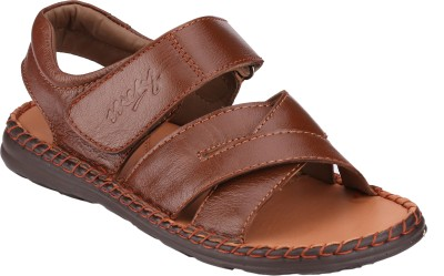 Menz WP-06 Men Tan Sandals