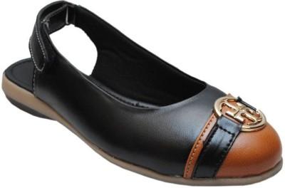 Bon Taff Girls Tan Sandals