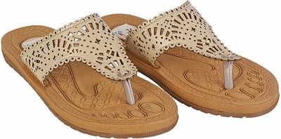 s.m.a.r.t feet Women Beige Flats