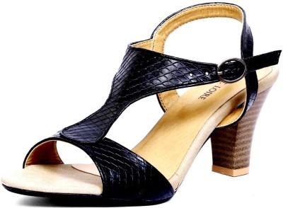 Marc Loire Women Black Heels