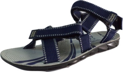 Pu Fair Men, Women Blue Sports Sandals