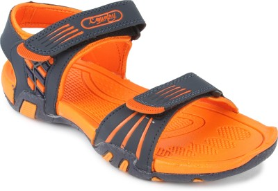Gowell Boys Blue Sports Sandals