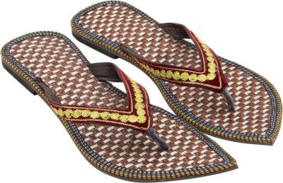 Footrendz Women Red Flats