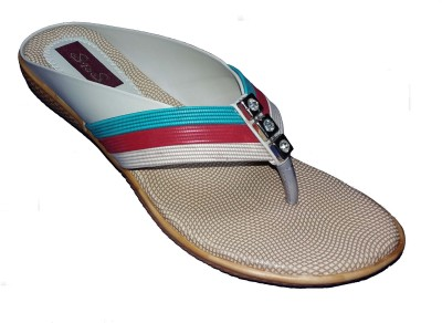 S to S Girls, Women Multicolor Flats