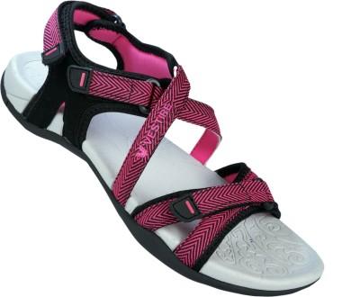 Vestire Women Pink, Black Flats