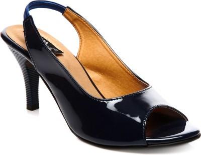 Wellworth Women Navy Heels