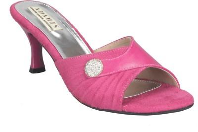 Adamis Women Pink Heels
