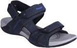 Tracer Men Navy Sandals