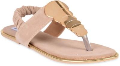 Hilly Toe Women Beige Sandals