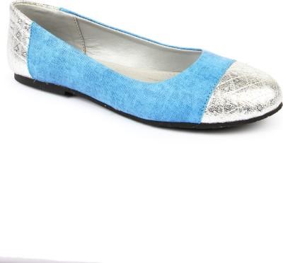 DANR Women Blue Flats