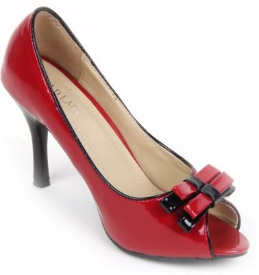 Factoryrush Women Blue Heels