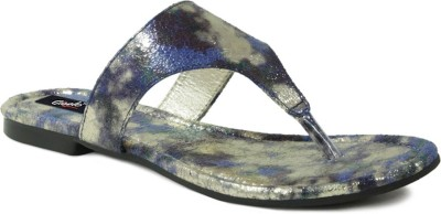GISOLE Women Blue Flats
