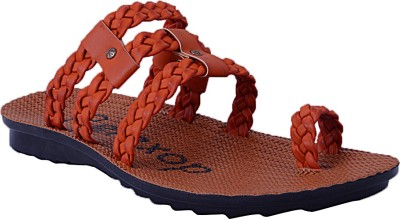 RELEXOP Men Brown Sandals