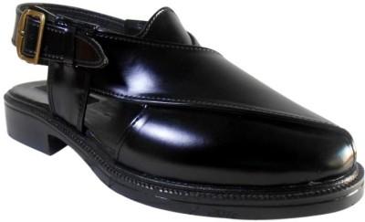LILY Men Black Sandals