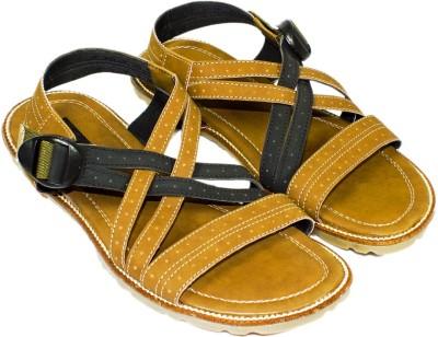 Maayas Men Tan Sandals
