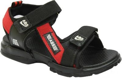 ABS Men Red Sandals