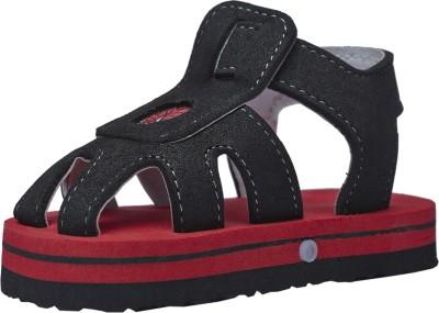 Duggu Baby Boys, Baby Girls Red Sandals