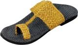 Pulpypapaya Men Blue Sandals