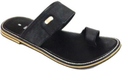 Candybox Men Black Sandals