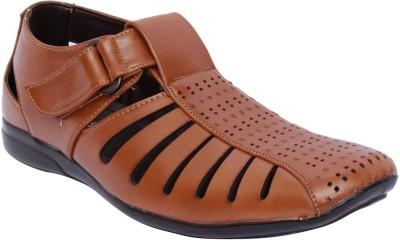 99 Moves Men Tan Sandals