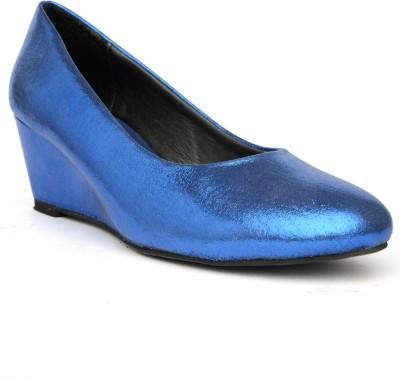 Bruno Manetti 5001 Women Blue Wedges