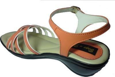 Bogo N fly Girls Orange Flats