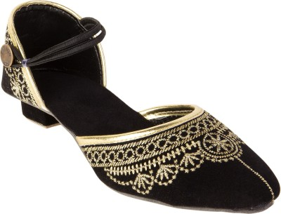 ShoppersPoint Women Black Heels
