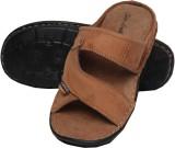 K2 Leather Men Tan Sandals