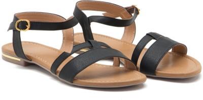 ALETA Women Black Flats