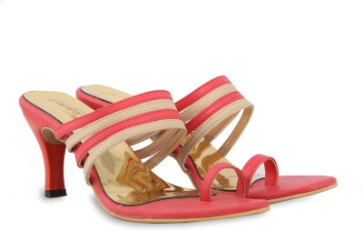 Touristor Women Multicolor Heels
