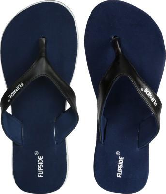 Flipside Velvet Blue Women Blue Flats
