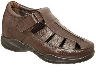 Celby Men Brown Sandals