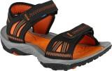 WSL Rocks Men Orange Sandals