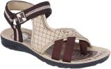 Earton Men Brown Sandals