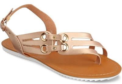 Yepme Women Brown Flats